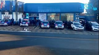 GCMs de Porto Ferreira e Pirassununga realizaram operação conjunta