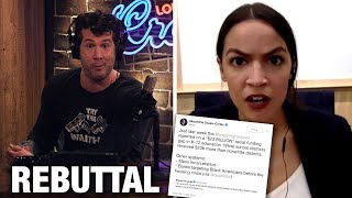 REBUTTAL: AOC's Response to Crowder! | Louder With Crowder