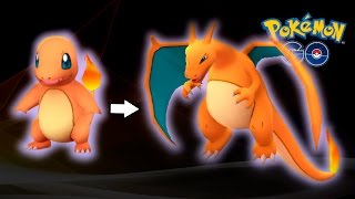 Где поймать чаризарда в pokemon go