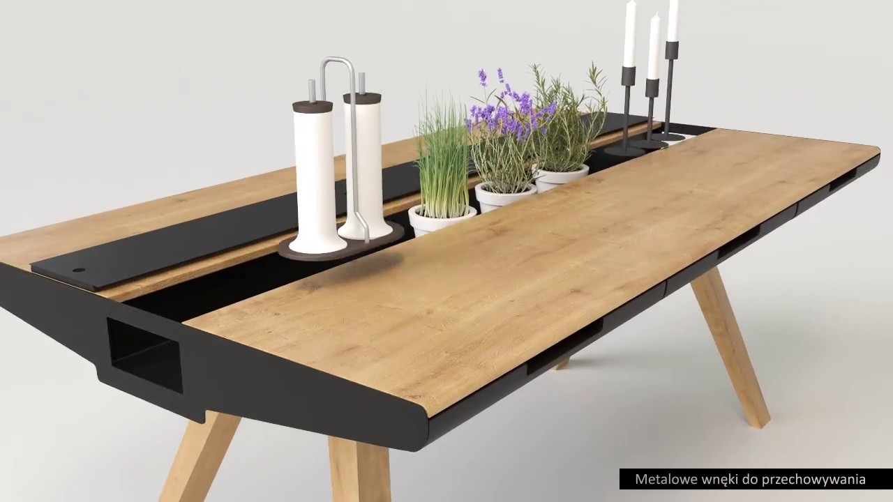 Nature Oak Dining Table