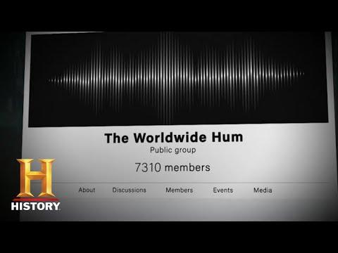 Storende geluiden vanuit de aarde