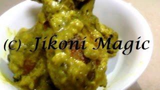 Kuku Paka   Kenyan Grilled Chicken Curry in Coconut Cream   Jikoni Magic
