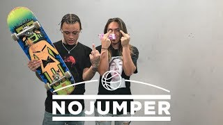 No Jumper - The Lil Skies & Landon Cube Interview