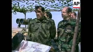 Russian troops at border, Tajik president comments.