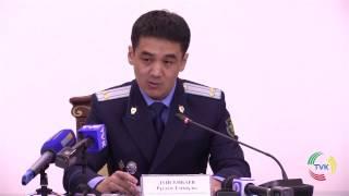 Печальная статистика - ЮКО на 2 месте в Республике по количеству ДТП. TVK 13.12.16