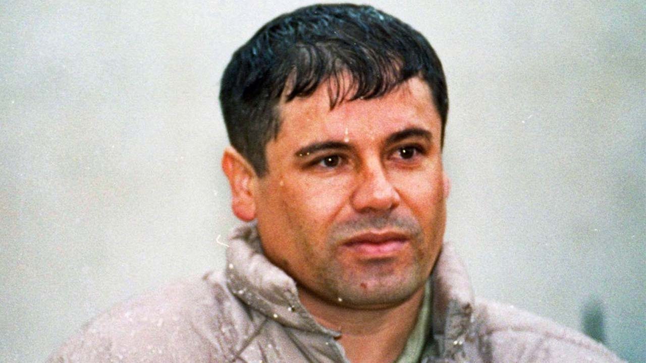 Mexican Drug Lord Escapes From Prison For The Second Time thumbnail