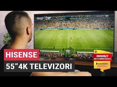 Preporuka: Hisense 4K HDR 55