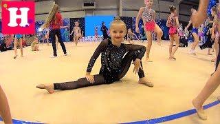 1 МЕСТО на Международном турнире по художественной гимнастике New Dnipro Stars 2017
