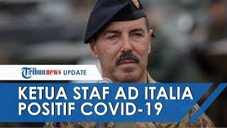 Kepala Staf Angkatan Darat Positif Corona, Semua Kota di Italia akan Ditutup