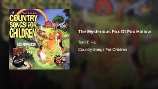 The Mysterious Fox Of Fox Hollow