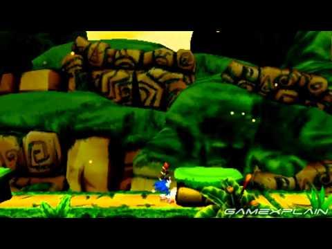 Видео № 0 из игры Sonic Boom: Shattered Crystal (Б/У) [3DS]