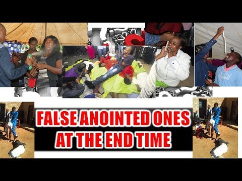 False Anointed Ones At The End Time - Bro William Marrion Branham