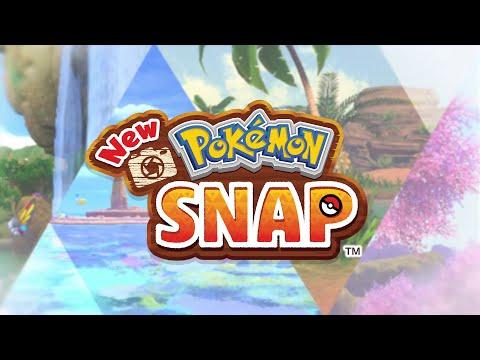 New Pokémon Snap : Bande-annonce date de sortie