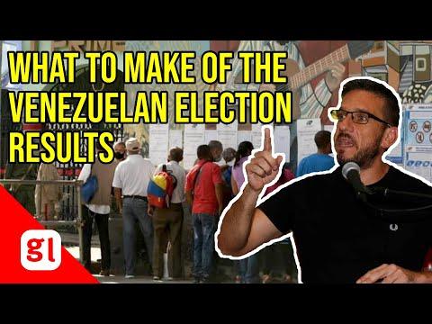 Understanding the Venezuelan election results