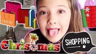 Download Youtube: MY FIRST CHRISTMAS SHOPPING! SASSMAS DAY 4!