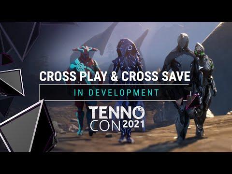 Warframe : TennoCon 2021   Cross Play And Cross Save - In Development