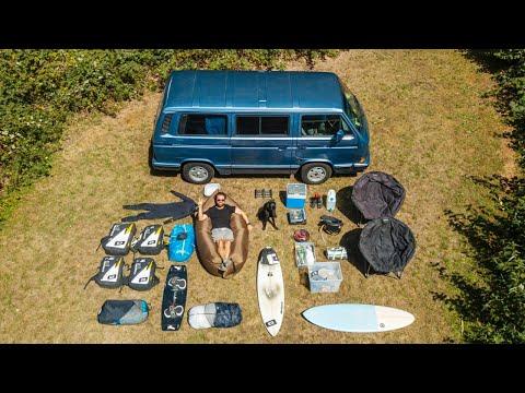 5 BULLI MUST HAVE's | Dinge die in keinem Campingbus, Van oder Wohnmobil fehlen dürfen