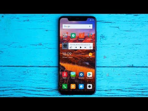 Xiaomi Mi 8 обзор смартфона 1