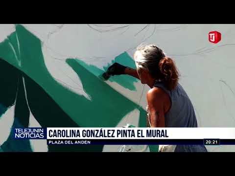 Mural del Andén