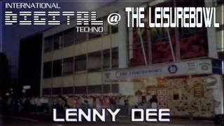 Lenny Dee @ The Leisurebowl – International Digital Techno – 27.1.95