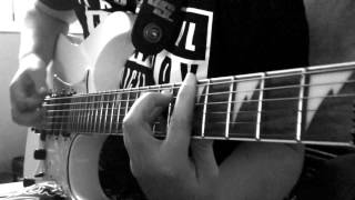 Flash Of The Blade - Avenged Sevenfold (guitar cover)