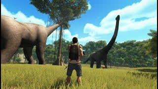 飛行機が墜落したら恐竜ワールドにいた。Dinosis Survival -ディノシスサバイバル-実況プレイpart1