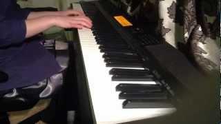 Spector - Upset Boulevard (piano cover)