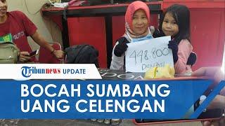 Kisah Haru Tiga Bocah SD di Makassar yang Sumbangkan Uang Celengannya untuk Tenaga Medis Beli Masker
