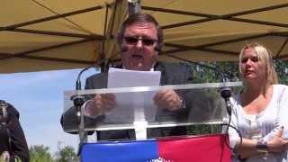 Fête De L'UMP Du Bas-Rhin 2013 - Discours D'André Schneider