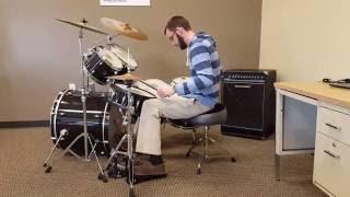 James Taylor - SnowTime (Drum Cover)