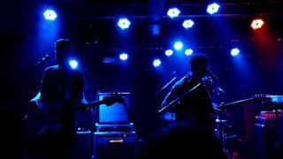 The Antlers - No Widows @ Soundcontrol, Manchester 2011