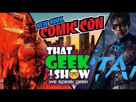 new-york-comiccon-chat-hellboy-movie-poster-new-titans-trailer-thoughts--that-geek-show