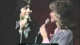 Olivia Newton-John - All I Have to Do is Dream w/Cliff Richard (It's Cliff Richard)