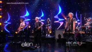 R5   I Can't Forget About You   The Ellen DeGeneres Show June 2, 2014 [HD]
