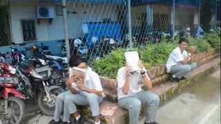 preview picture of video 'Catatan Akhir Sekolah 2013 SMA Xavega - Official Trailer'
