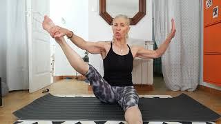 Séance de 10 mn Stretch-Yoga