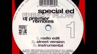 Special Ed - Freaky Flow (DJ Premier remix)