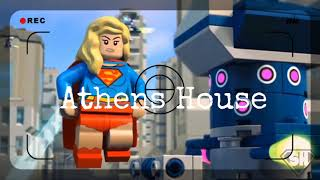 Athens House Superheroes part two