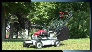Rasenmäher 753-PRO, 53cm, Alu, Honda Motor, LawnBoss