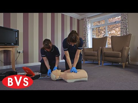 Emergency First Aid for Care Workers - BVS Training - YouTube