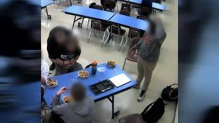 Heimlich Maneuver Saves Student's Life!