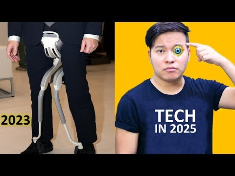 9 Amazing Technology in 2025 ..