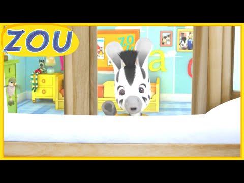 Zou en Français ☃️UN CONTE D'HIVER Partie 1 🌨 Dessins animés