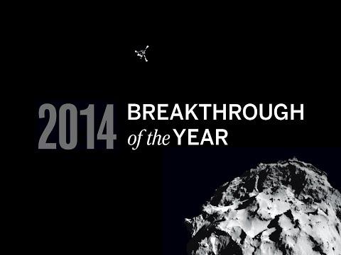 Vědecké objevy roku 2014