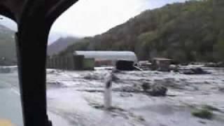 Наводнение на Красной Поляне