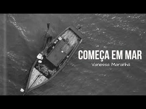 Começa em mar, de Vanessa Maranha (resenha)