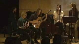 Blue Motel Room Original Arrangement Dec 09 Berklee Joni Mitchell Ensemble