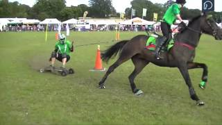 Horseboarding Is the Coolest Sport You Should be Doing