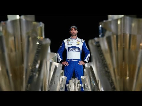 Jimmie Johnson en seis minutos