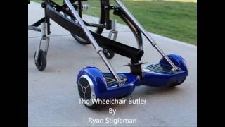 The Wheelchair Butler Kickstarter